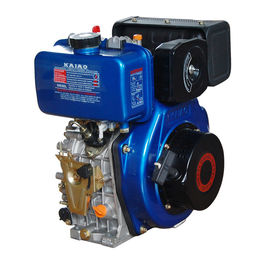 الصين Portable 408cc Air Cooled Diesel Engine With Pressure Splashed Lubricating System المزود